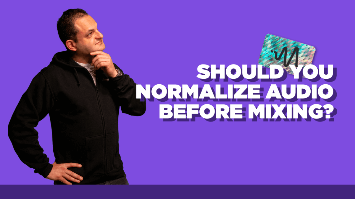 Should You Normalize Audio Before Mixing_ - Compression Versus Normalization
